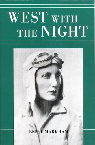 Book Cover: West With The Night