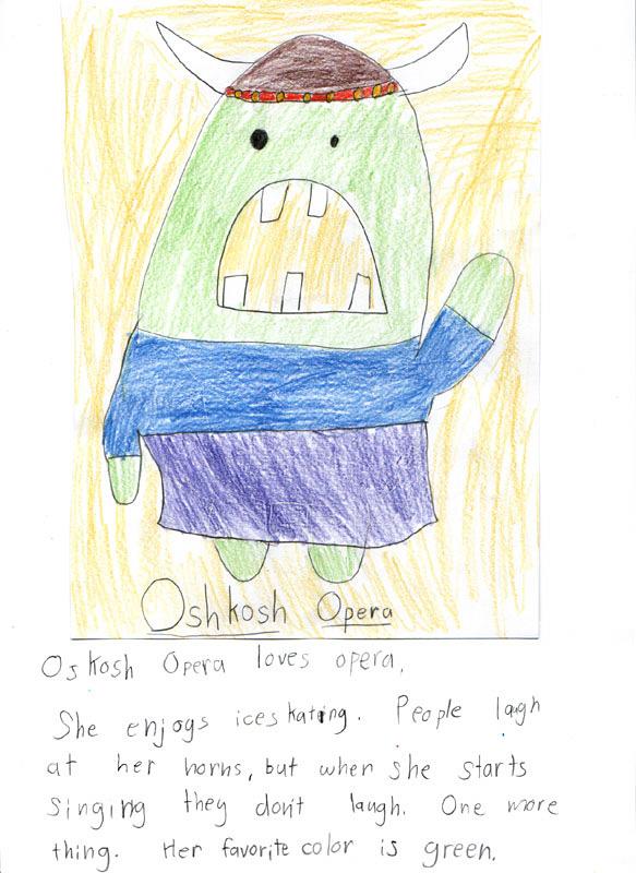 Oshkosh Opera
