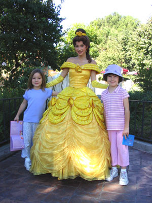 Zoë Meets Belle