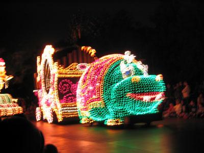 Hippo Pulling Calliope