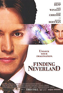 Finding Neverland (One Sheet)