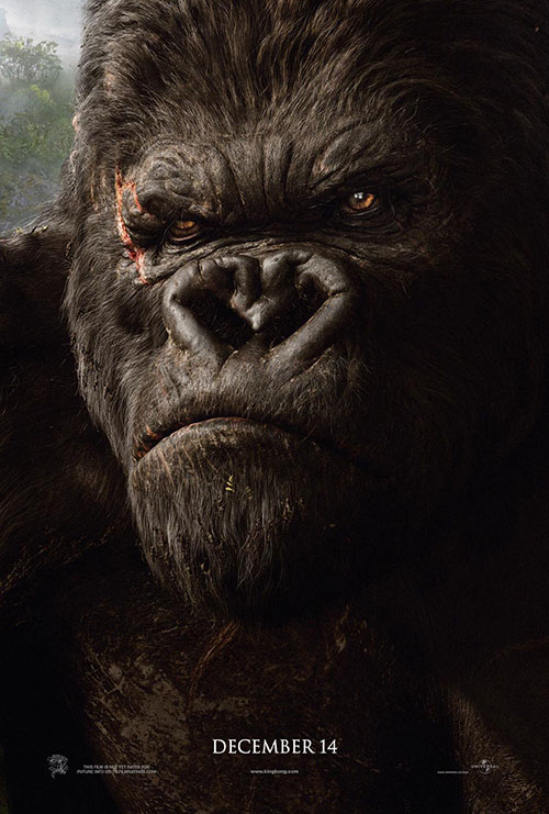 King Kong: One Sheet