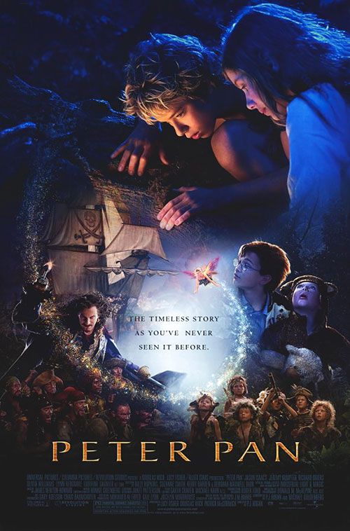 Peter Pan (One Sheet)