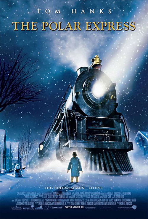 Polar Express (One Sheet)