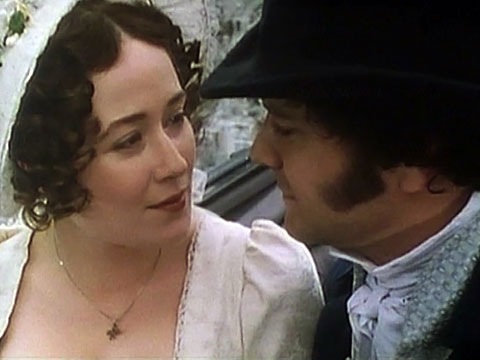 Pride and Prejudice (1995): The Kiss