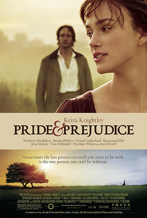 Pride and Prejudice (2005): One Sheet