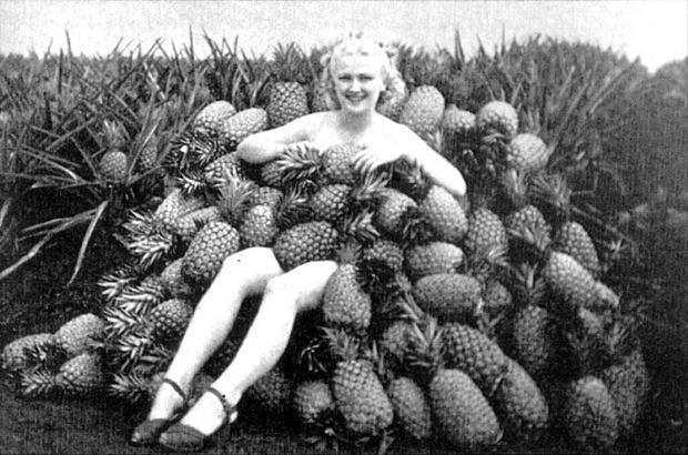 Pineapple Princess, 1939