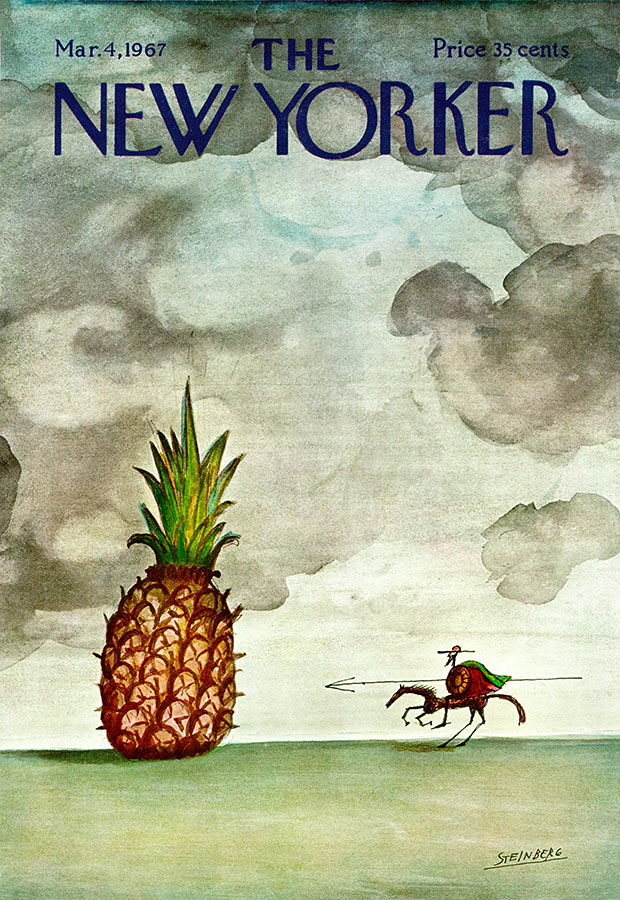 The New Yorker (March 4, 1967)