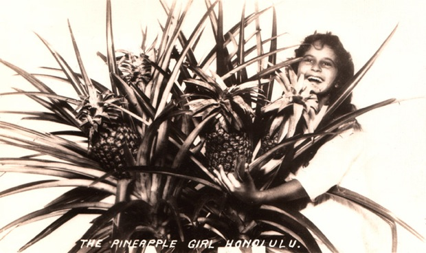The Pineapple Girl, Honolulu