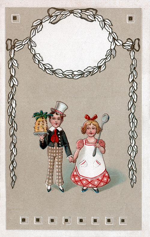 Victorian Postcard (1909)