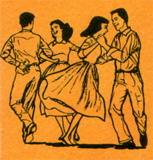 It's Smart To Take Part: Square Dancing