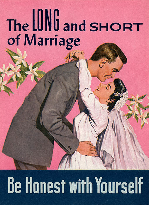 Be Honest With Yourself: The Long and Short of Marriage
