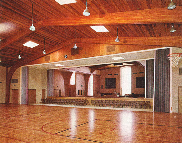 Taylorsville Utah Chapel (Interior)