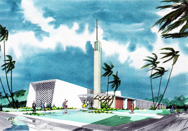 Villa Sarmiento Buenos Aires Branch Chapel