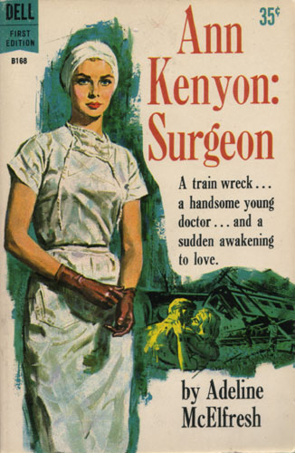 Ann Kenyon: Surgeon