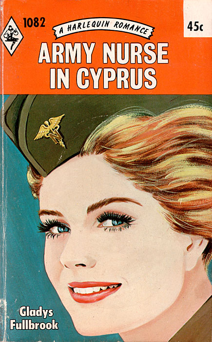 Army Nurse in Cyprus