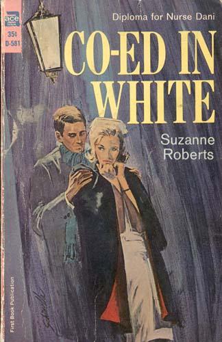 Co-Ed in White