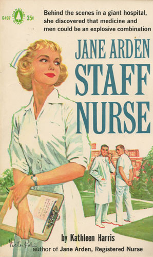 Jane Arden, Staff Nurse