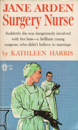 Jane Arden, Surgery Nurse