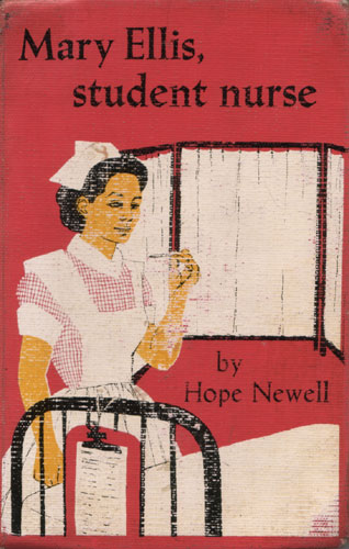Mary Ellis, Student Nurse