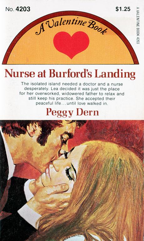 Nurse at Burford's Landing