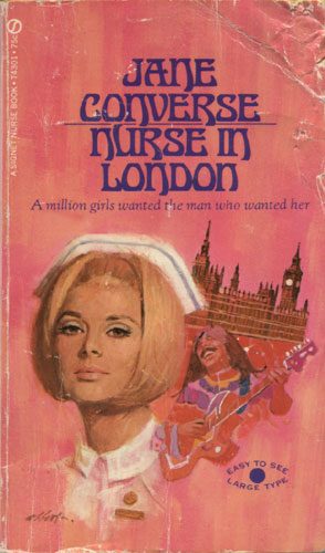 Nurse in London
