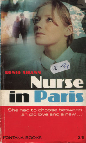 Nurse in Paris