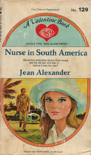 Nurse in South America