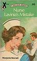 Nurse Lavinia's Mistake