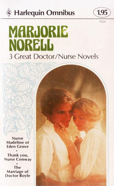 Nurse Madeline of Eden Grove