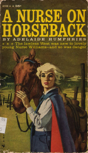Nurse on Horseback, A