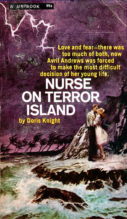 Nurse on Terror Island