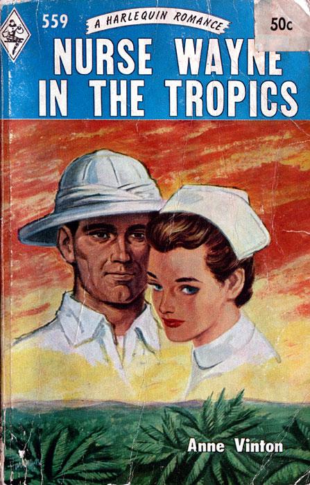Nurse Wayne in the Tropics