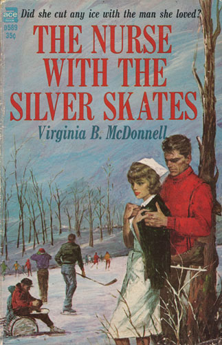 Nurse with the Silver Skates, The