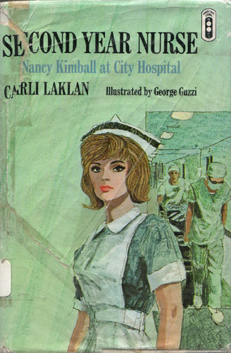 Second Year Nurse, Nancy Kimball at City Hospital