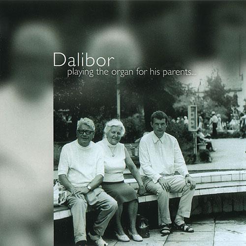 Dalibor: playing the organ for his parents...