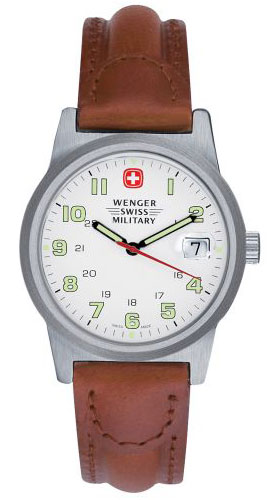 Wenger Swiss Military Field Watch