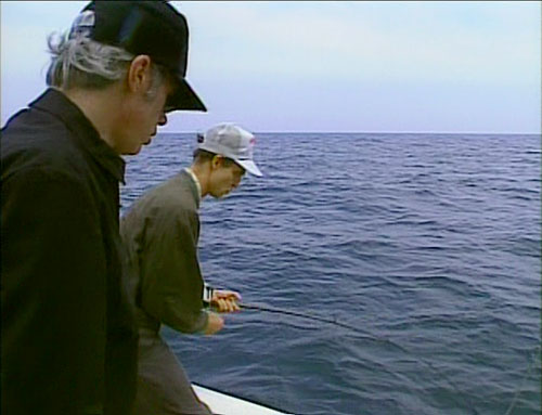 Scene From Fishing With John
